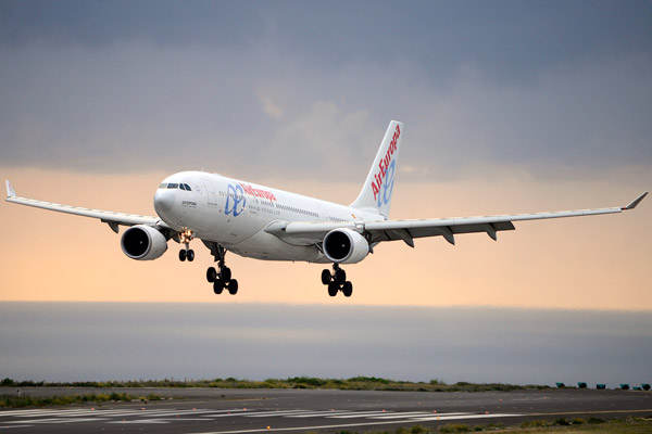Air europa inaugura vuelos directos asunci n madrid for Air europa oficinas en madrid
