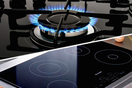 Cocinas el ctricas vs cocinas a gas - Consumo cocina induccion ...