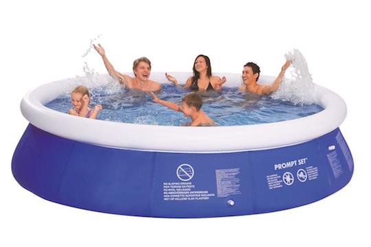 Breve gu a para elegir piscina desmontable for Llenar piscina precio